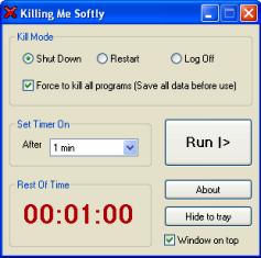 Klik untuk mendownload Killing Me Softly